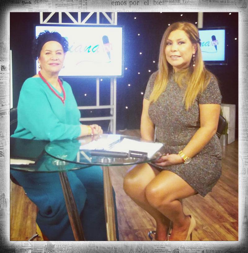 Entrevista con Eva Castell Diana TV Magazine